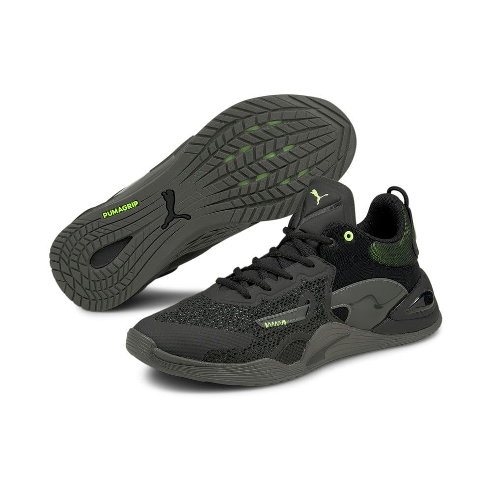 Изображение Puma Кроссовки FUSE Men's Training Shoes #2: Puma Black-CASTLEROCK