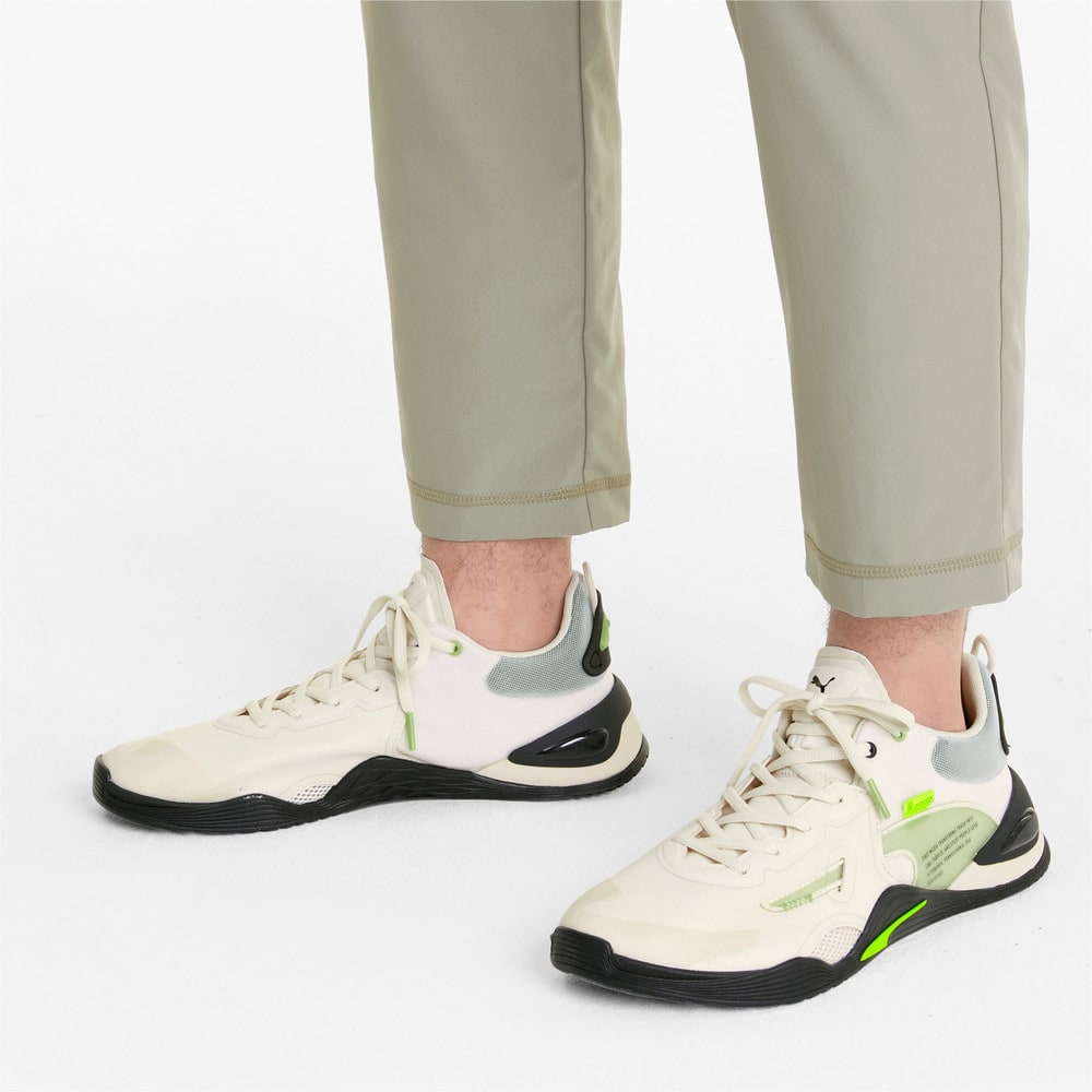 Зображення Puma Кросівки PUMA x FIRST MILE FUSE Men's Training Shoes #2: Eggnog
