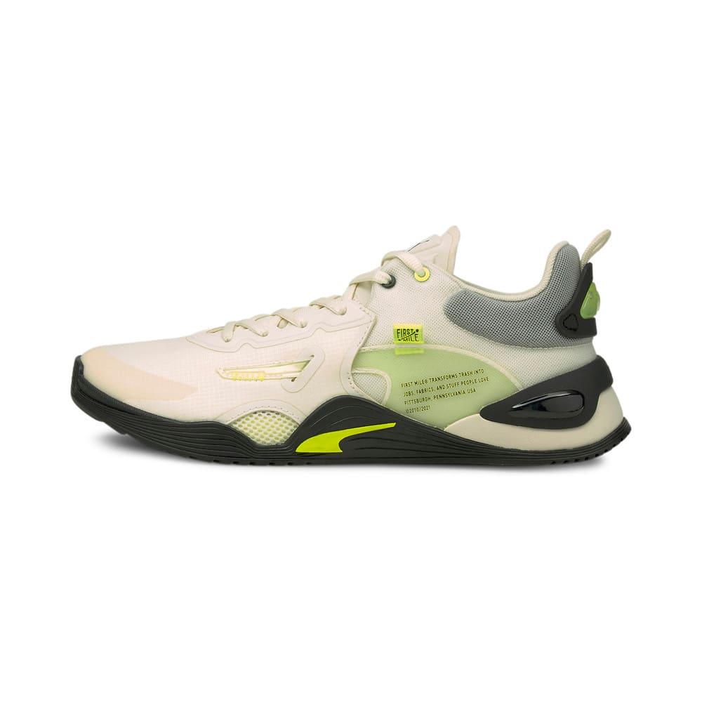 Зображення Puma Кросівки PUMA x FIRST MILE FUSE Men's Training Shoes #1: Eggnog