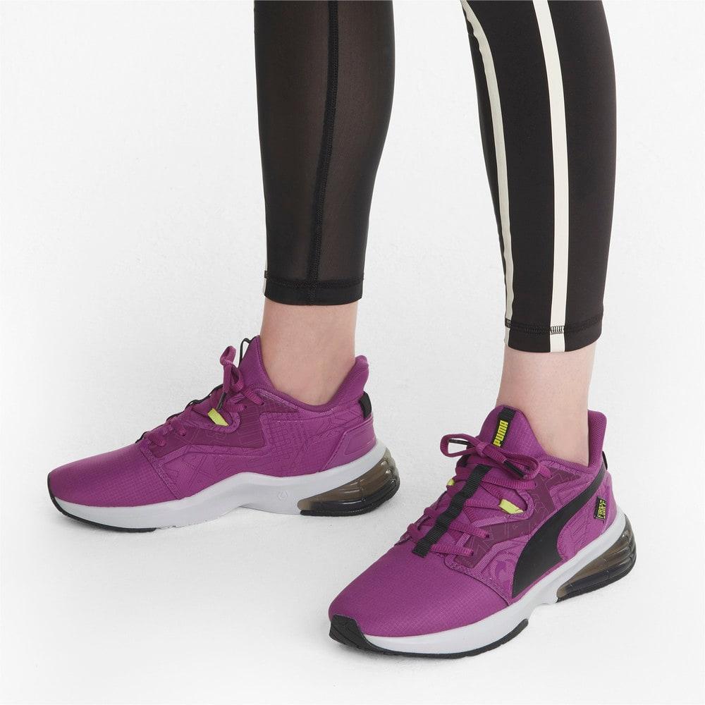 Зображення Puma Кросівки PUMA x FIRST MILE LVL-UP Women's Training Shoes #2: Byzantium-Puma Black-