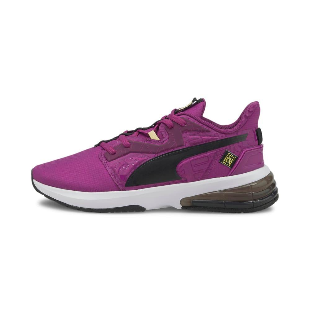 Зображення Puma Кросівки PUMA x FIRST MILE LVL-UP Women's Training Shoes #1: Byzantium-Puma Black-