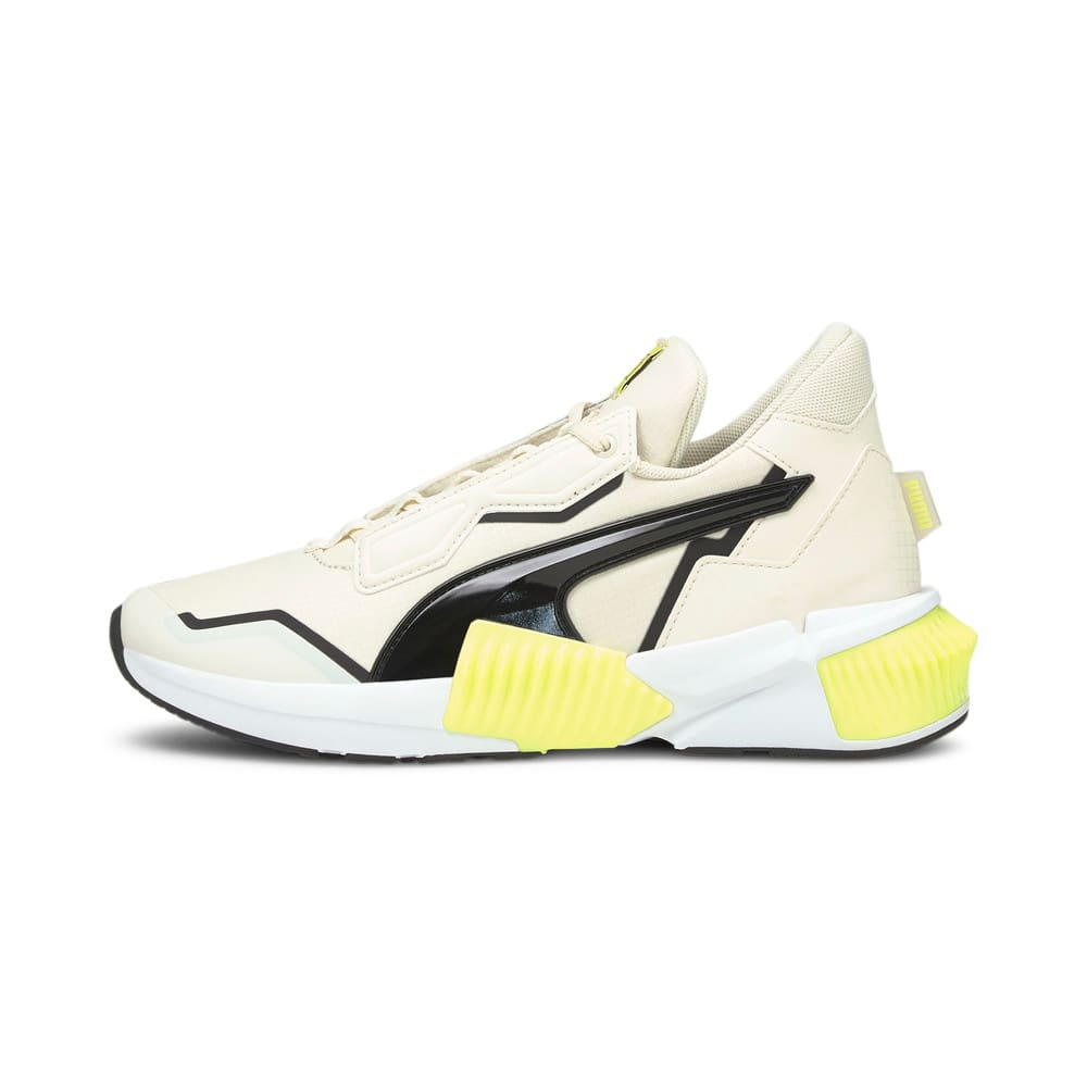 Зображення Puma Кросівки PUMA x FIRST MILE Provoke XT Women's Training Shoes #1: Eggnog-SOFT FLUO YELLOW