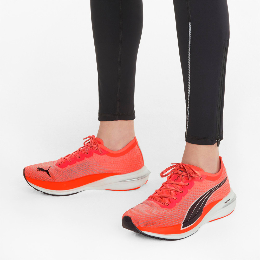 Изображение Puma Кроссовки DEVIATE NITRO Women's Running Shoes #2