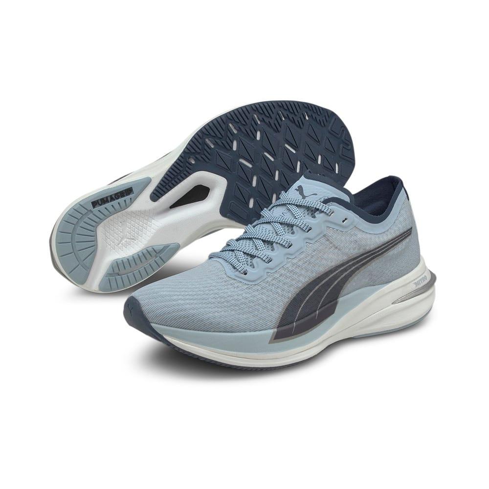 Image Puma Deviate NITRO Women's Running Shoes #2