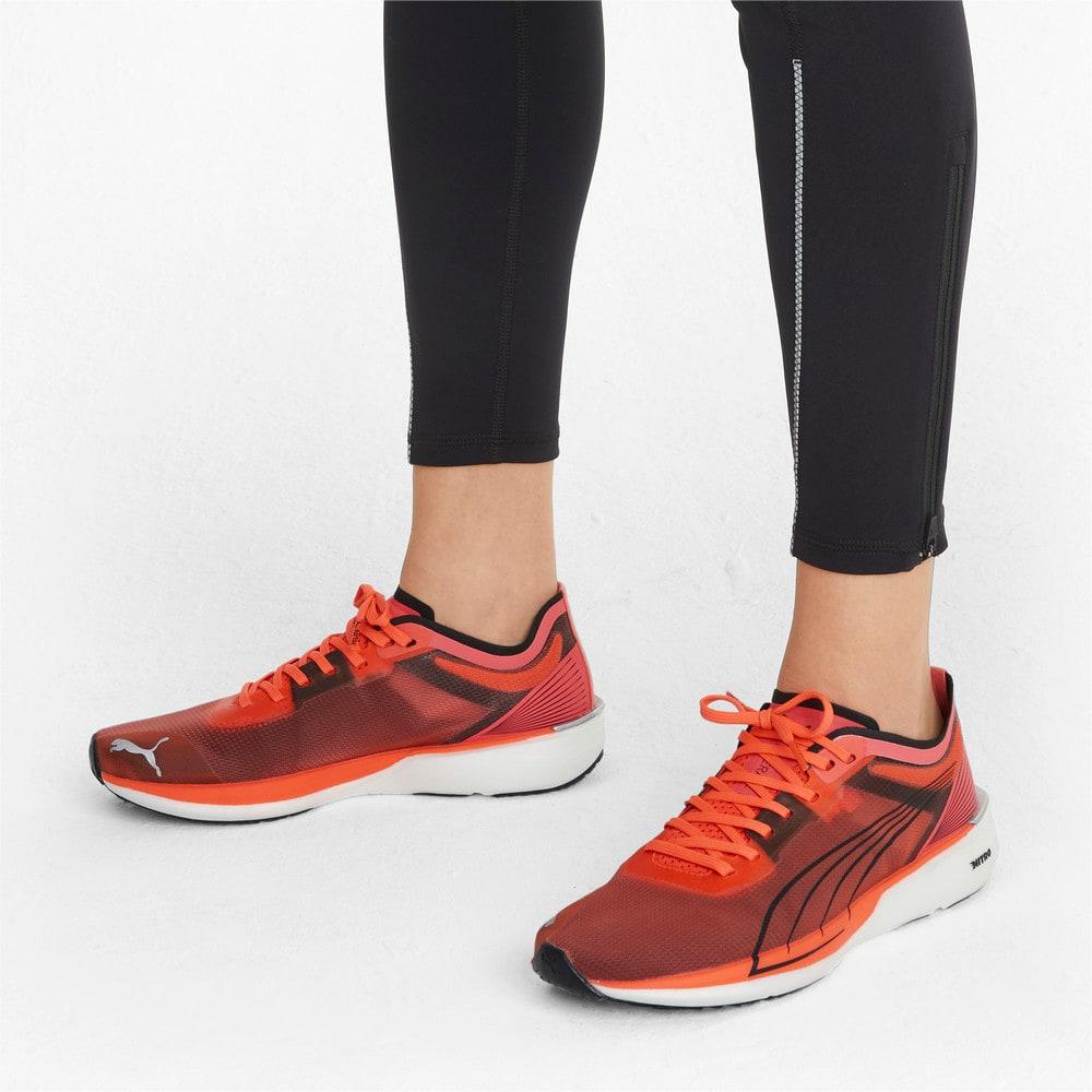 Зображення Puma Кросівки Liberate Nitro Women's Running Shoes #2: Lava Blast-Puma Black