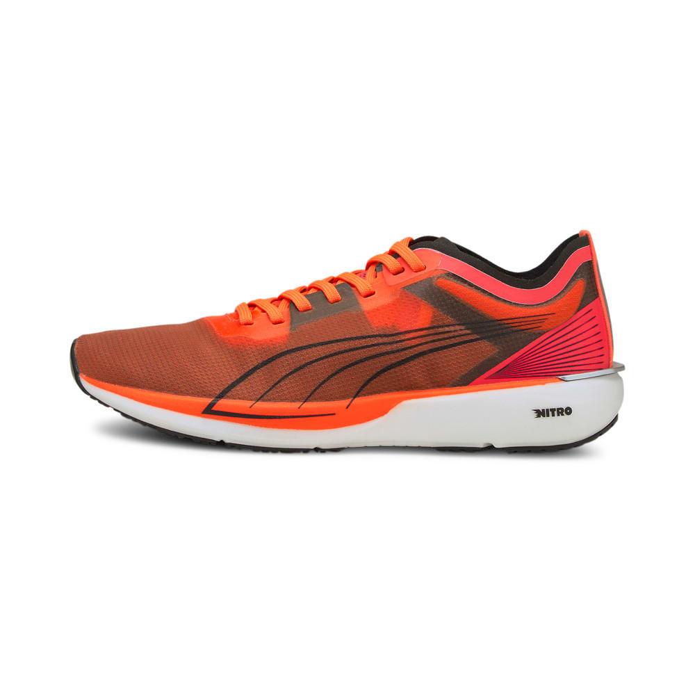 Зображення Puma Кросівки Liberate Nitro Women's Running Shoes #1: Lava Blast-Puma Black