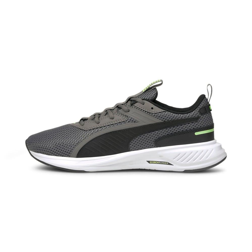 Зображення Puma Кросівки Scorch Runner Running Shoes #1: CASTLEROCK-Puma Black