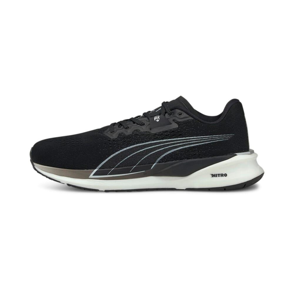 Зображення Puma Кросівки Eternity Nitro Men's Running Shoes #1: Puma Black-Puma White