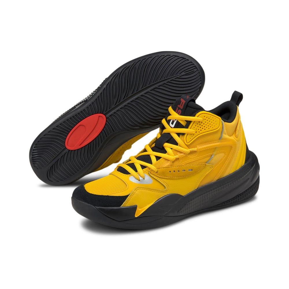Image Puma Dreamer 2 Mid Basketball Shoes #2