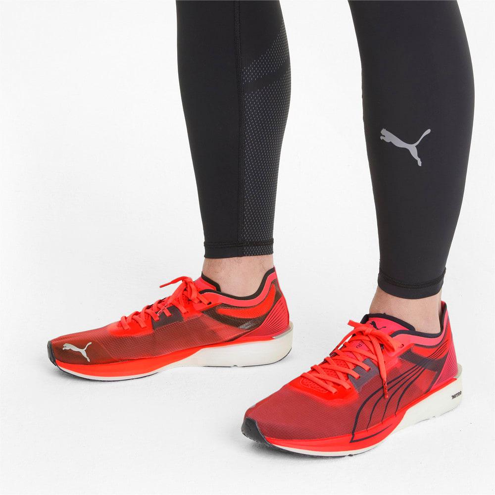 Зображення Puma Кросівки Liberate Nitro Men's Running Shoes #2: Lava Blast-Puma White