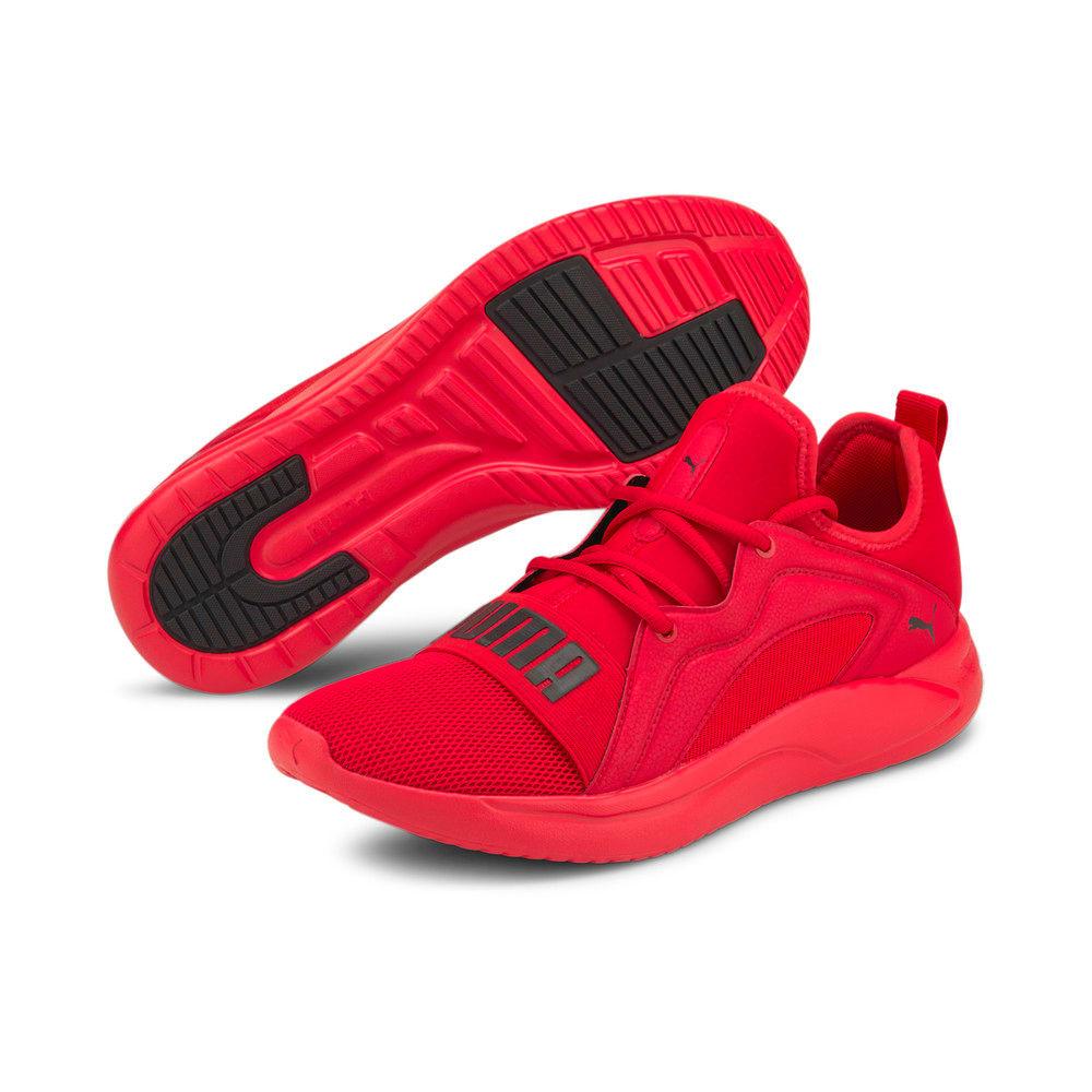 Изображение Puma Кроссовки Resolve Street Men's Running Shoes #2: High Risk Red-Puma Black