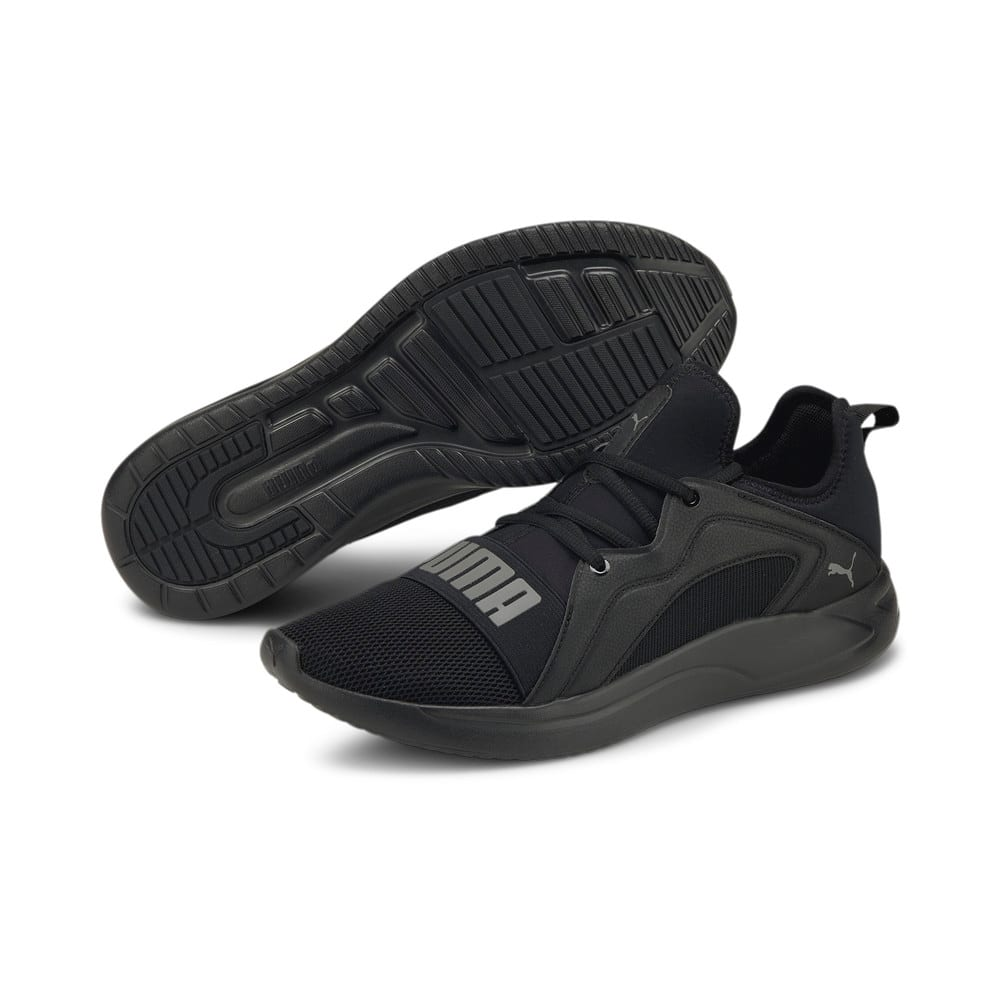 Зображення Puma Кросівки Resolve Street Men's Running Shoes #2: Puma Black-CASTLEROCK