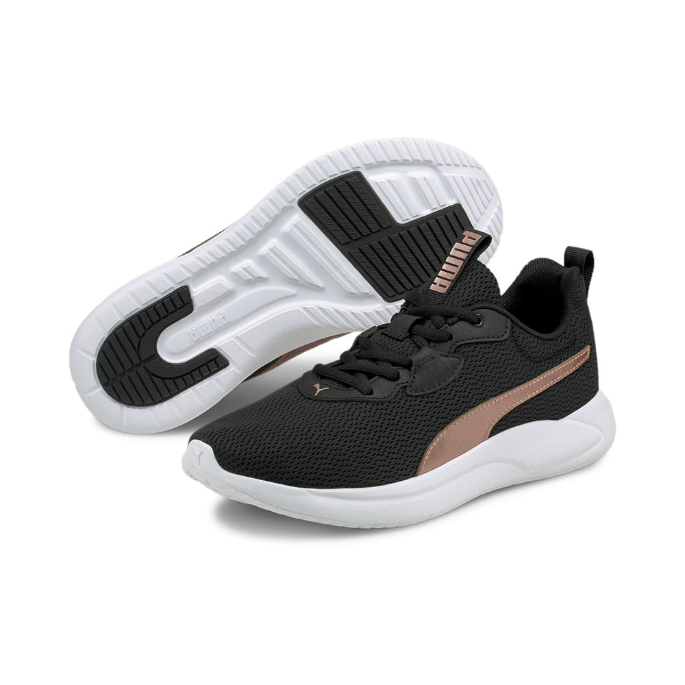 Изображение Puma Кроссовки Resolve Metallic Women's Running Shoes #2
