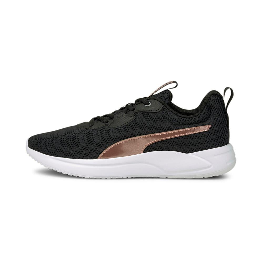 Görüntü Puma RESOLVE Metalik Kadın Koşu Ayakkabısı #1