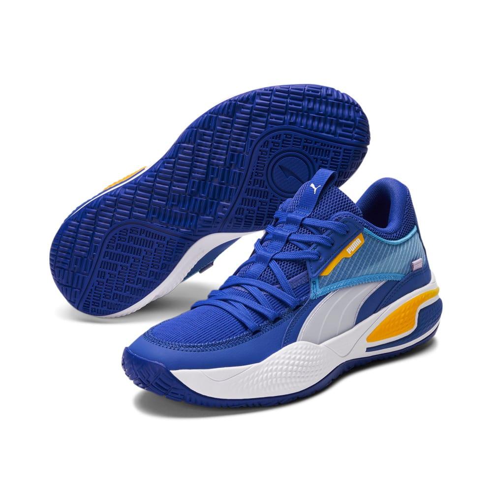 Изображение Puma Кроссовки Court Rider Basketball Shoes #2