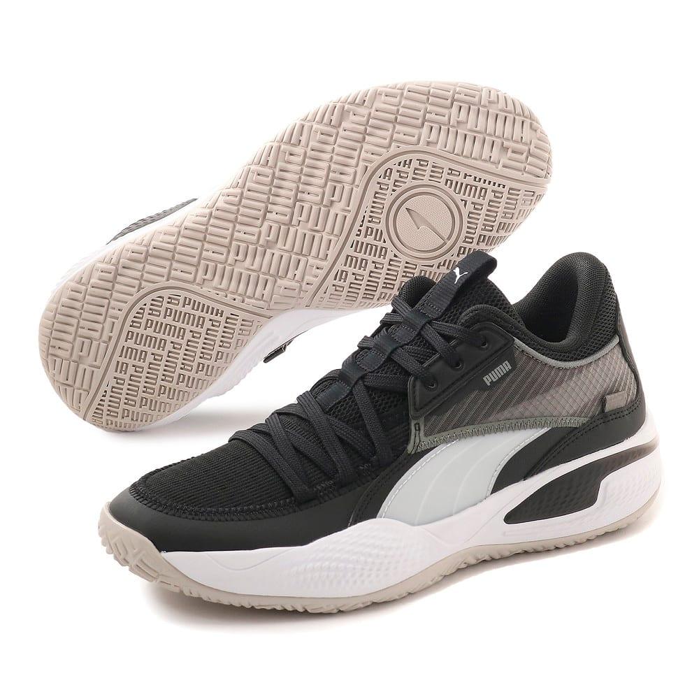 Зображення Puma Кросівки Court Rider Basketball Shoes #2