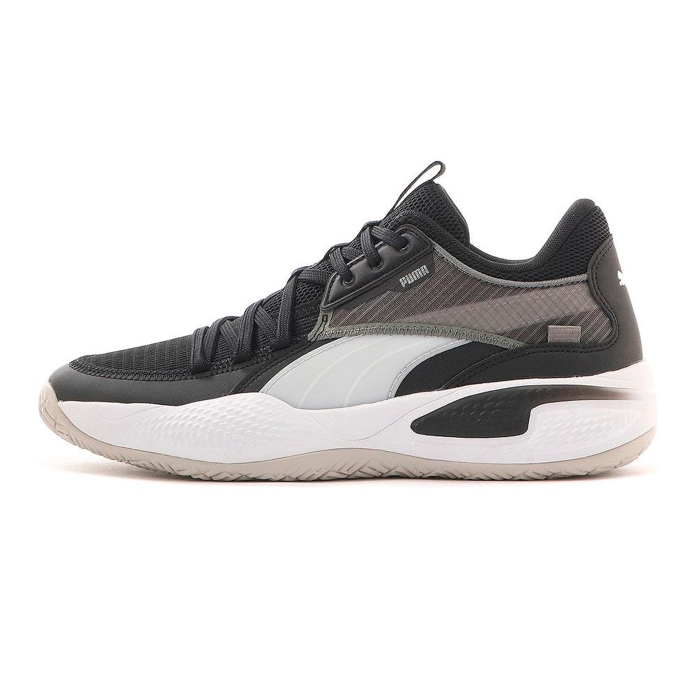 Image Puma Court Rider Basketball Shoes #1
