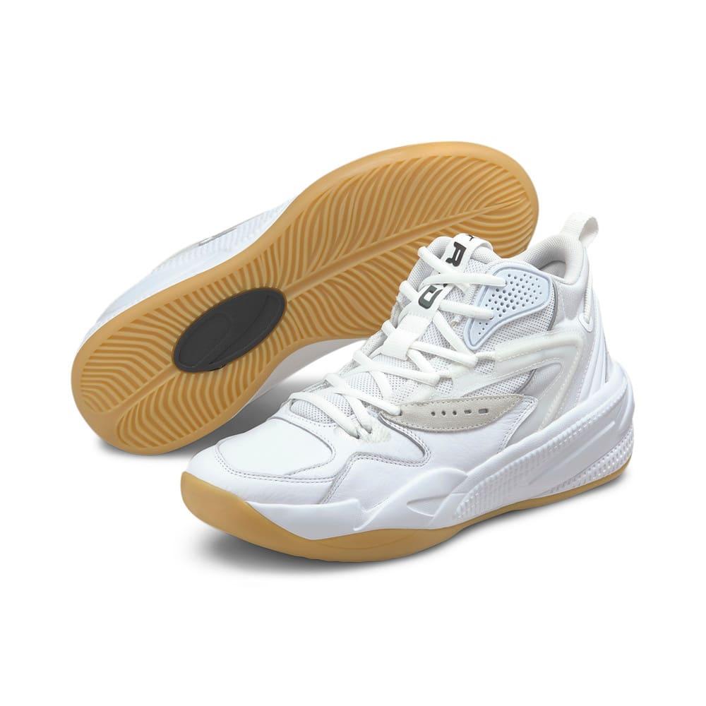 Image Puma Dreamer 2 Mid Clean Basketball Shoes #2