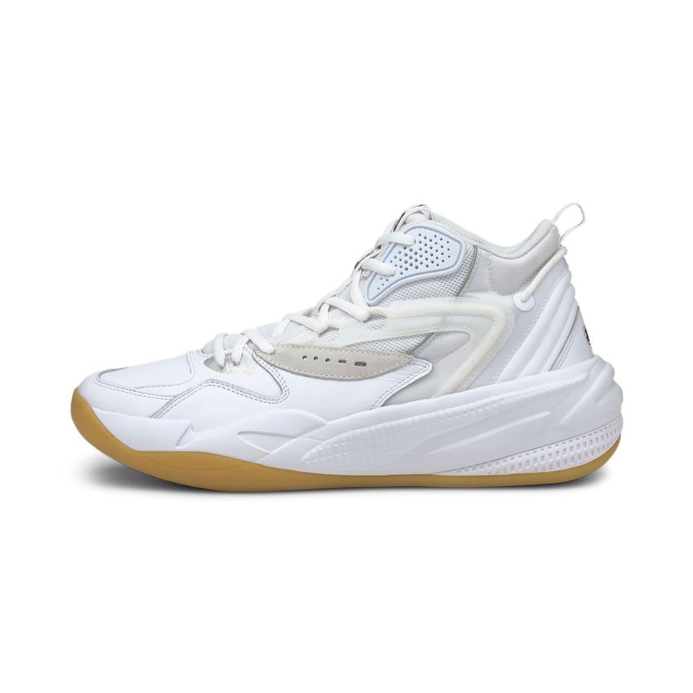 Image Puma Dreamer 2 Mid Clean Basketball Shoes #1