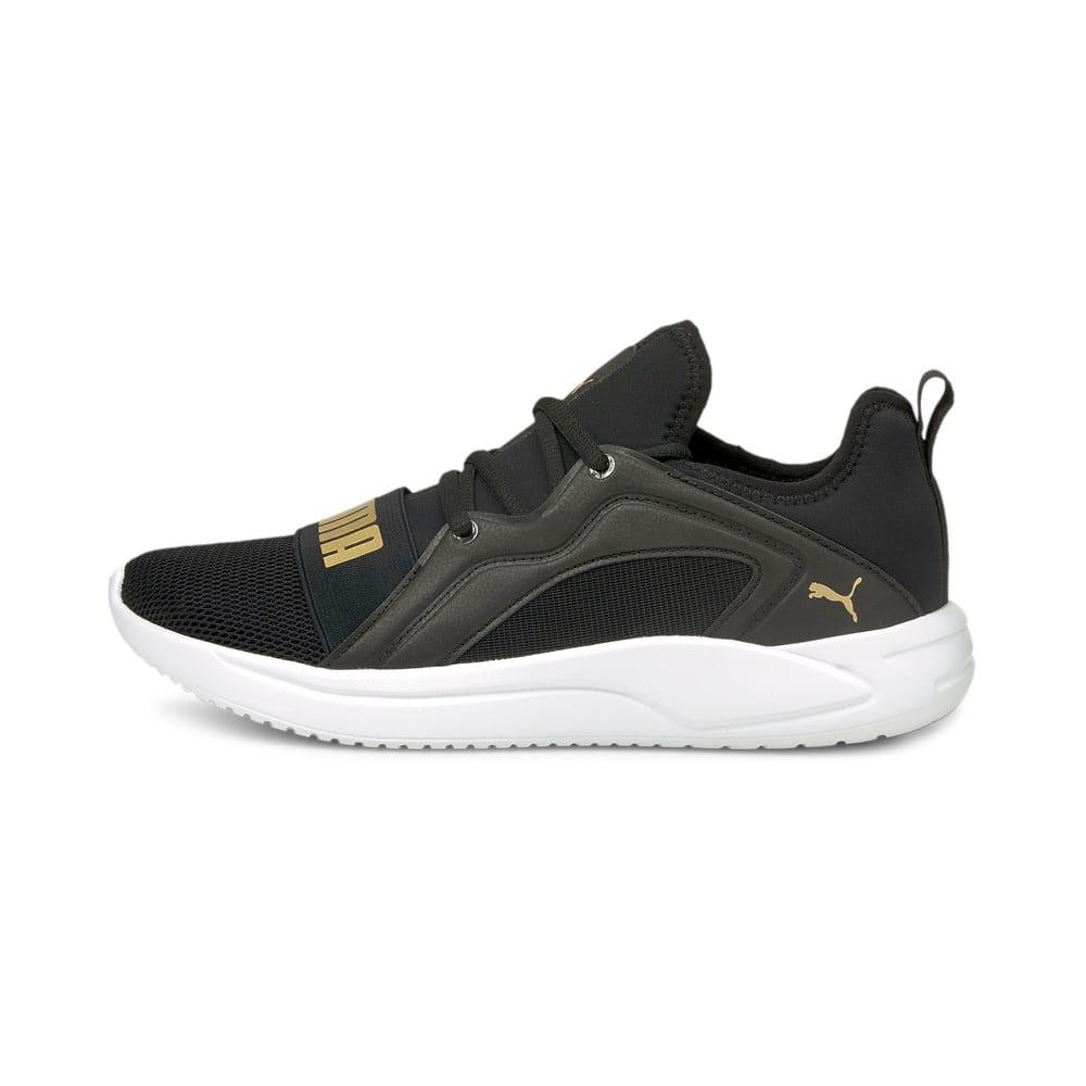 Зображення Puma Кросівки Resolve Street Women's Running Shoes #1: Puma Black-Puma Team Gold