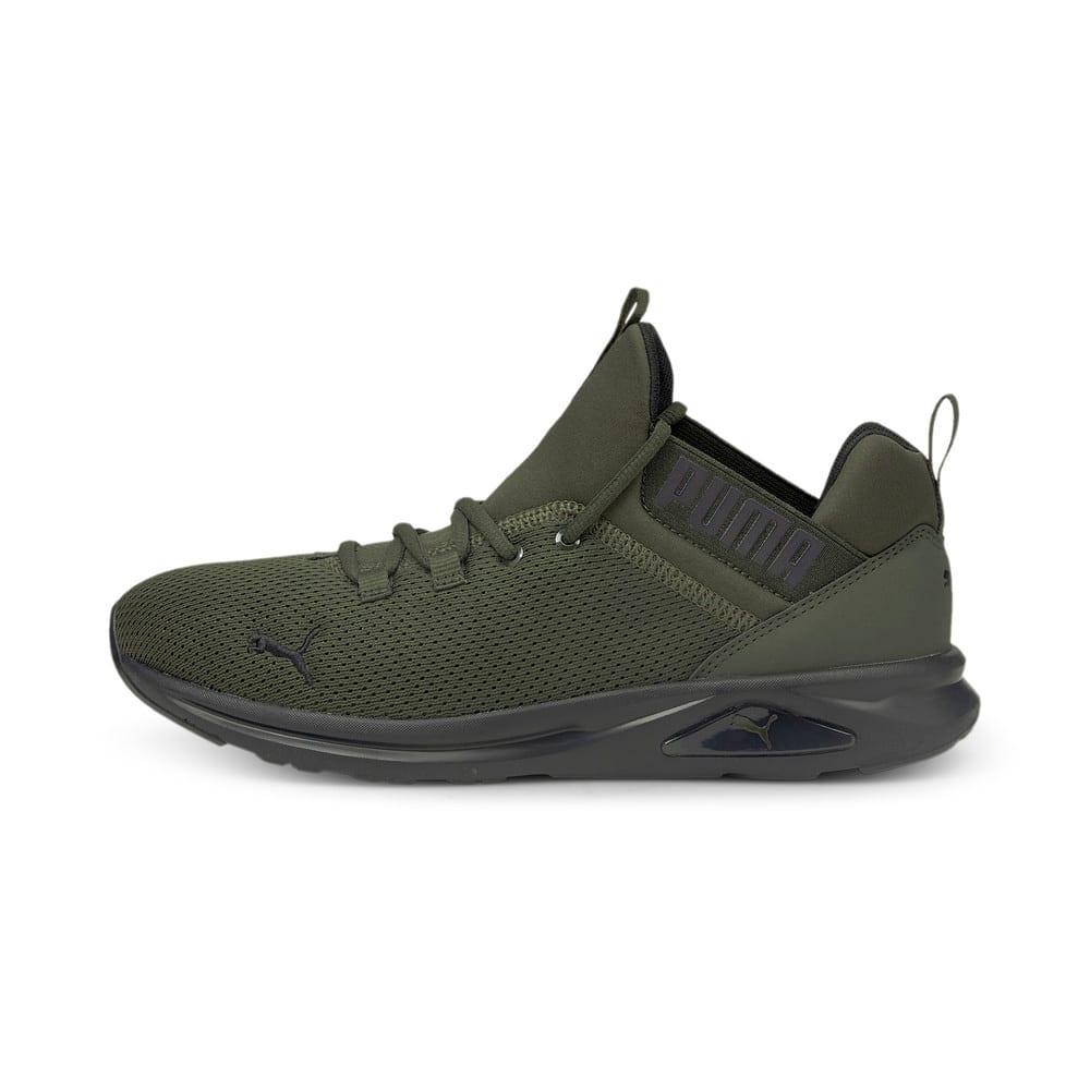 Изображение Puma Кроссовки Enzo 2 Uncaged Men's Running Shoes #1: Forest Night-Puma Black