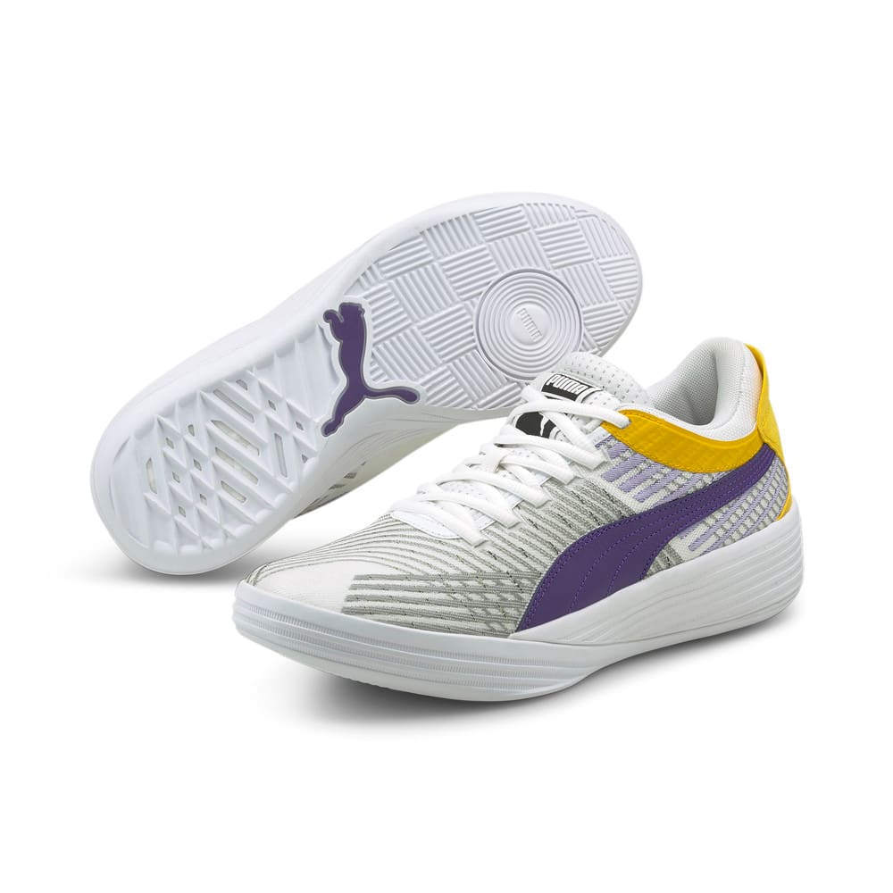 Зображення Puma Кросівки Clyde All-Pro Coast 2 Coast Basketball Shoes #2