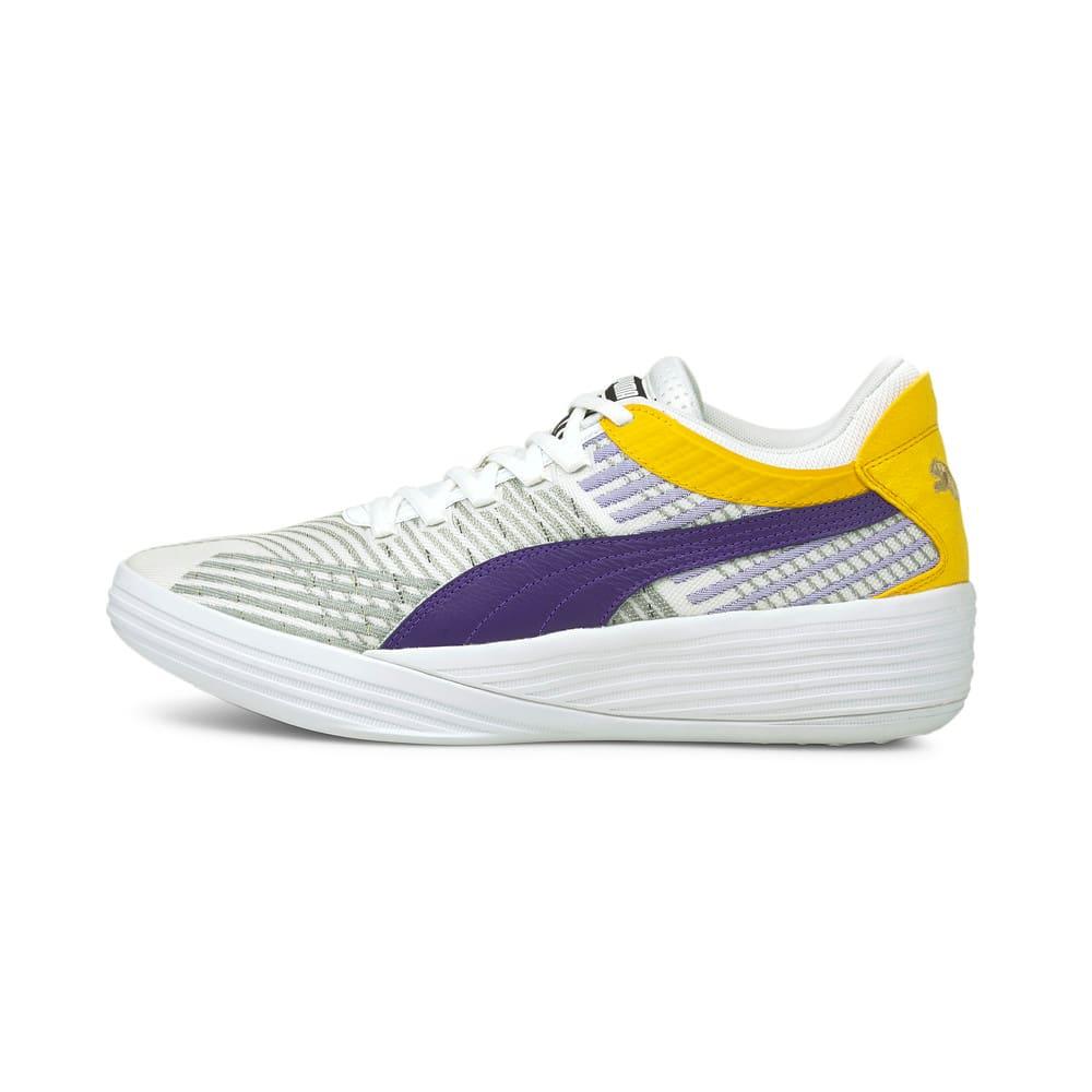 Изображение Puma Кроссовки Clyde All-Pro Coast 2 Coast Basketball Shoes #1