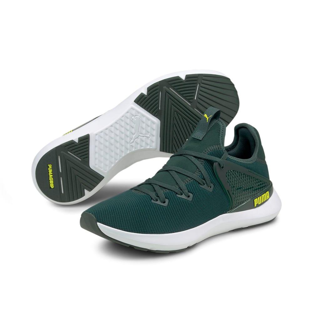 Изображение Puma Кроссовки Pure XT Men's Training Shoes #2: Green Gables-Nrgy Yellow