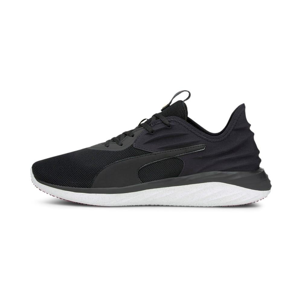 Изображение Puma Кроссовки Better Foam Emerge 3D Men's Running Shoes #1: Puma Black-Intense Red