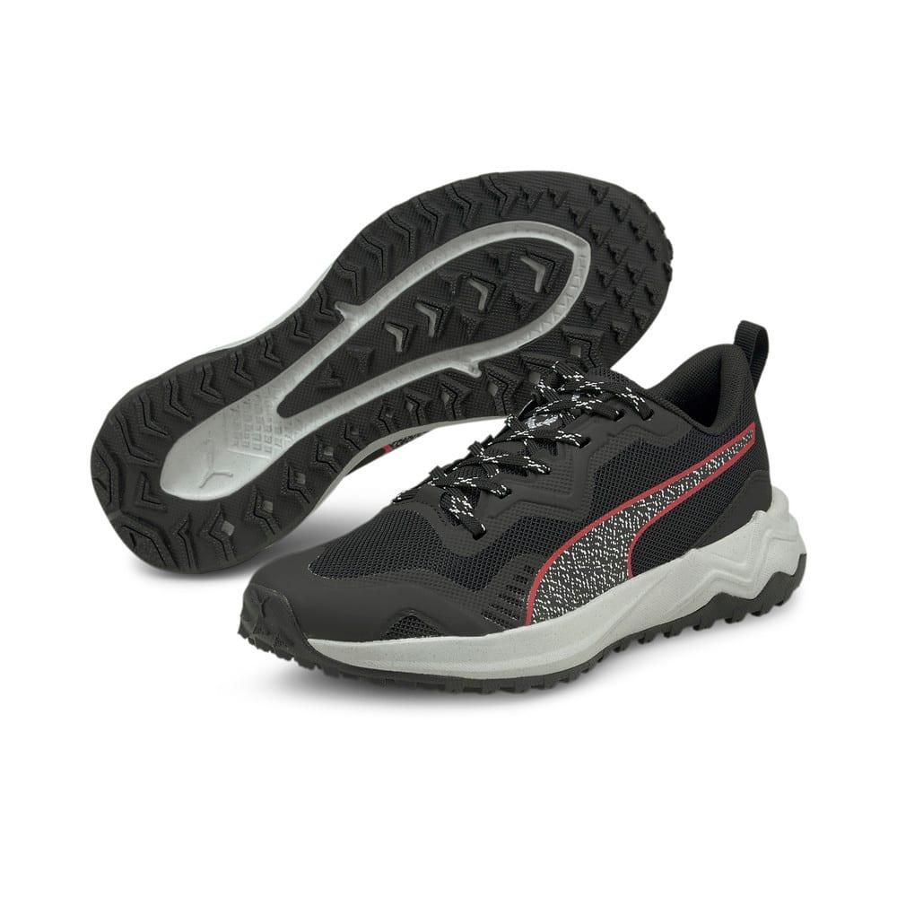 Изображение Puma Кроссовки Better Foam Xterra Running Shoes #2: Puma Black-Sunblaze