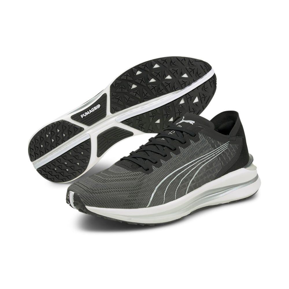 Зображення Puma Кросівки Electrify Nitro Men's Running Shoes #2: Puma Black