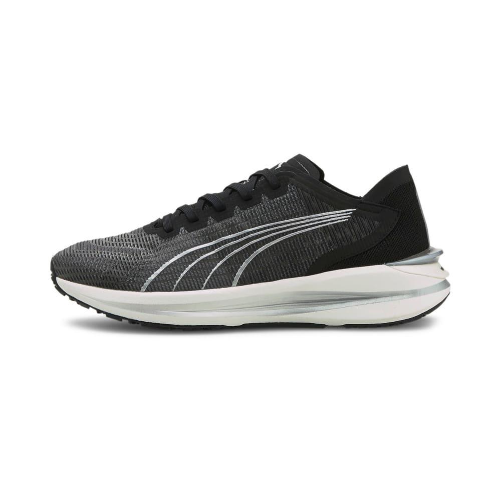 Изображение Puma Кроссовки Electrify Nitro Women's Running Shoes #1: Puma Black