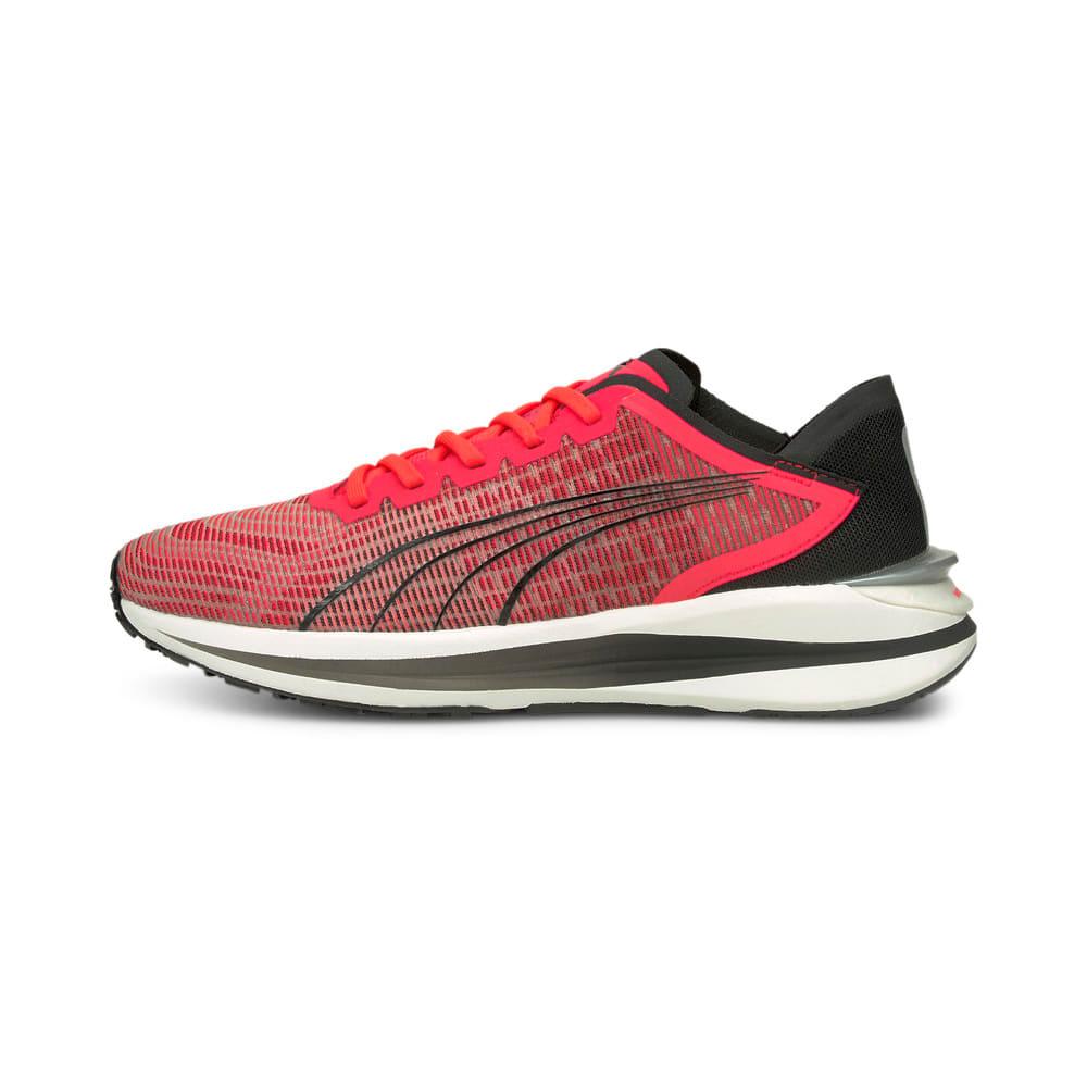 Изображение Puma Кроссовки Electrify Nitro Women's Running Shoes #1: Sunblaze-Puma Black