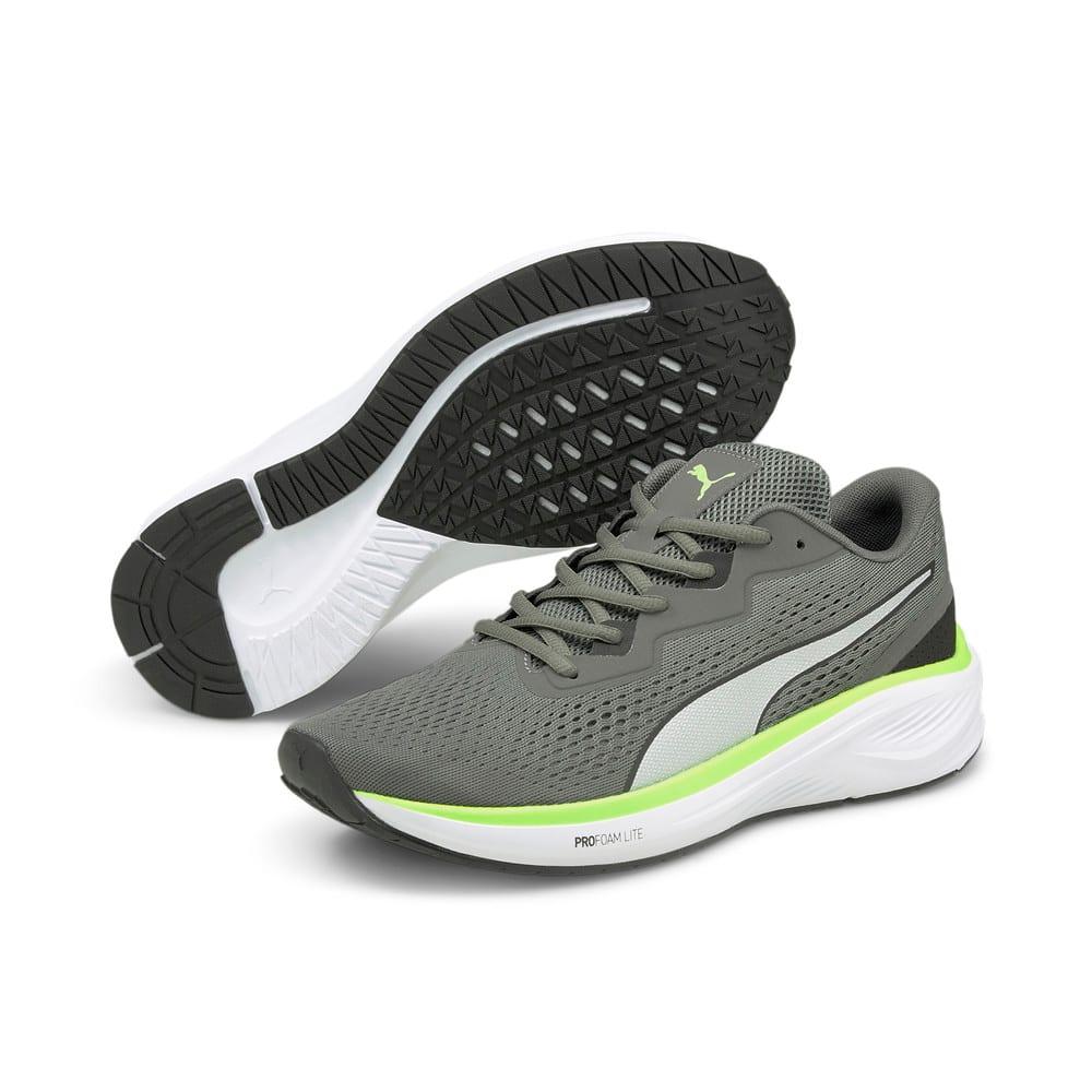 Зображення Puma Кросівки Aviator Running Shoes #2: CASTLEROCK-Green Glare