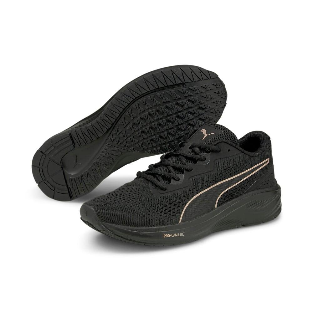 Зображення Puma Кросівки Aviator Running Shoes #2: Puma Black-Rose Gold