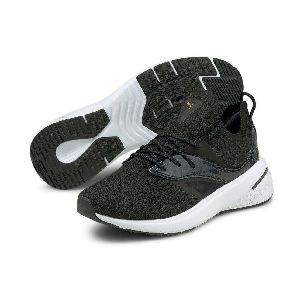 Изображение Puma Кроссовки Forever XT Women's Training Shoes #2: Puma Black-Puma White