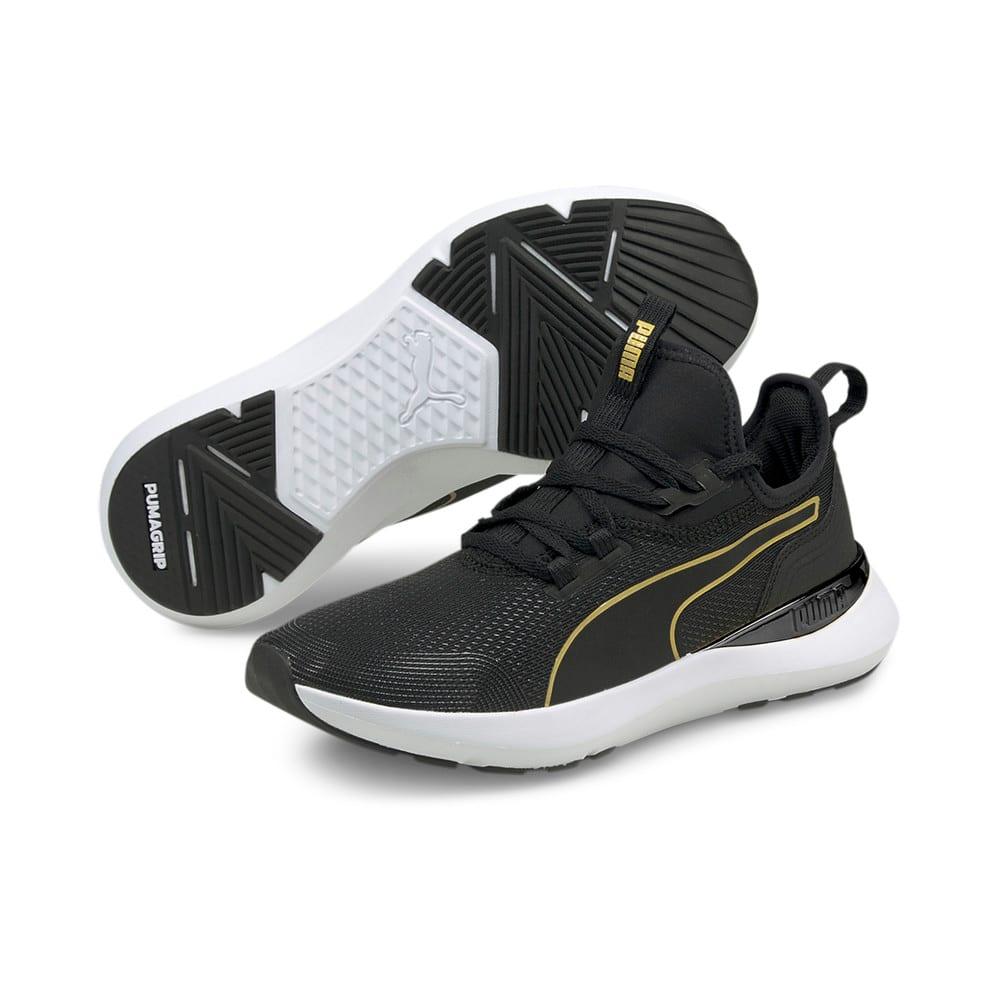 Изображение Puma Кроссовки Pure XT Moto Women's Training Shoes #2: Puma Black-Puma Team Gold