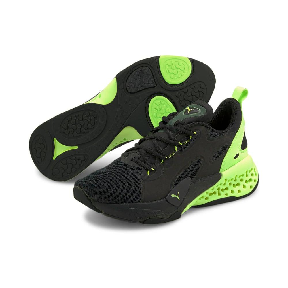 Зображення Puma Кросівки XETIC Halflife Running Shoes #2: Puma Black-Green Glare