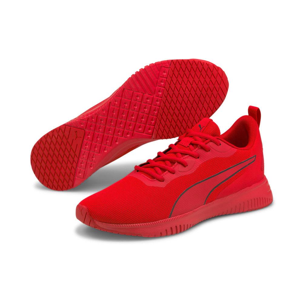 Зображення Puma Кросівки Flyer Flex Running Shoes #2: High Risk Red-Puma Black