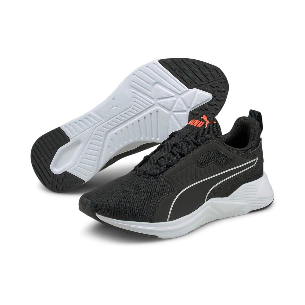 Изображение Puma Кроссовки Disperse XT Men's Refined Training Shoes #2: Puma Black-Metallic Silver