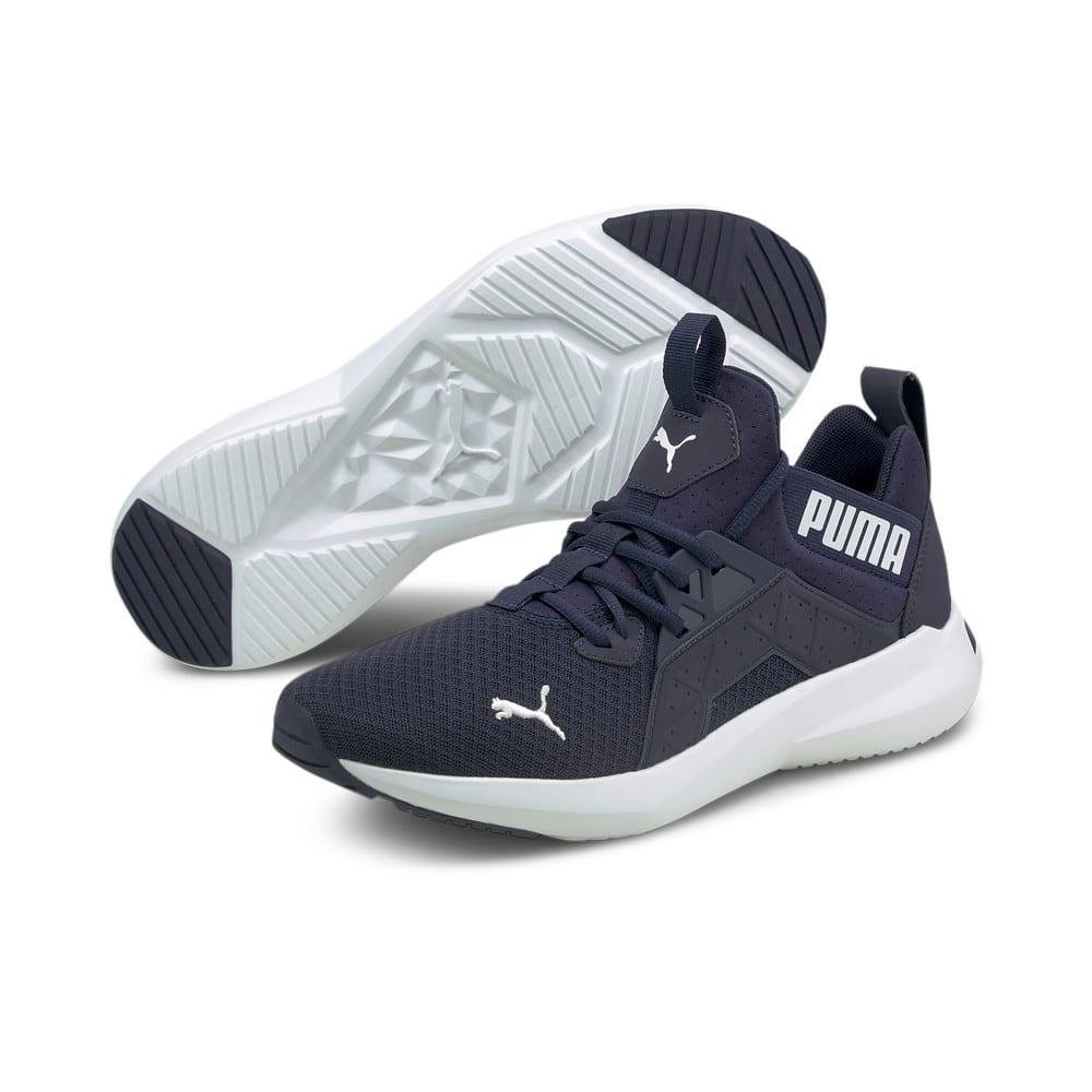 Изображение Puma Кроссовки Softride Enzo NXT Men's Running Shoes #2: Peacoat-Puma White