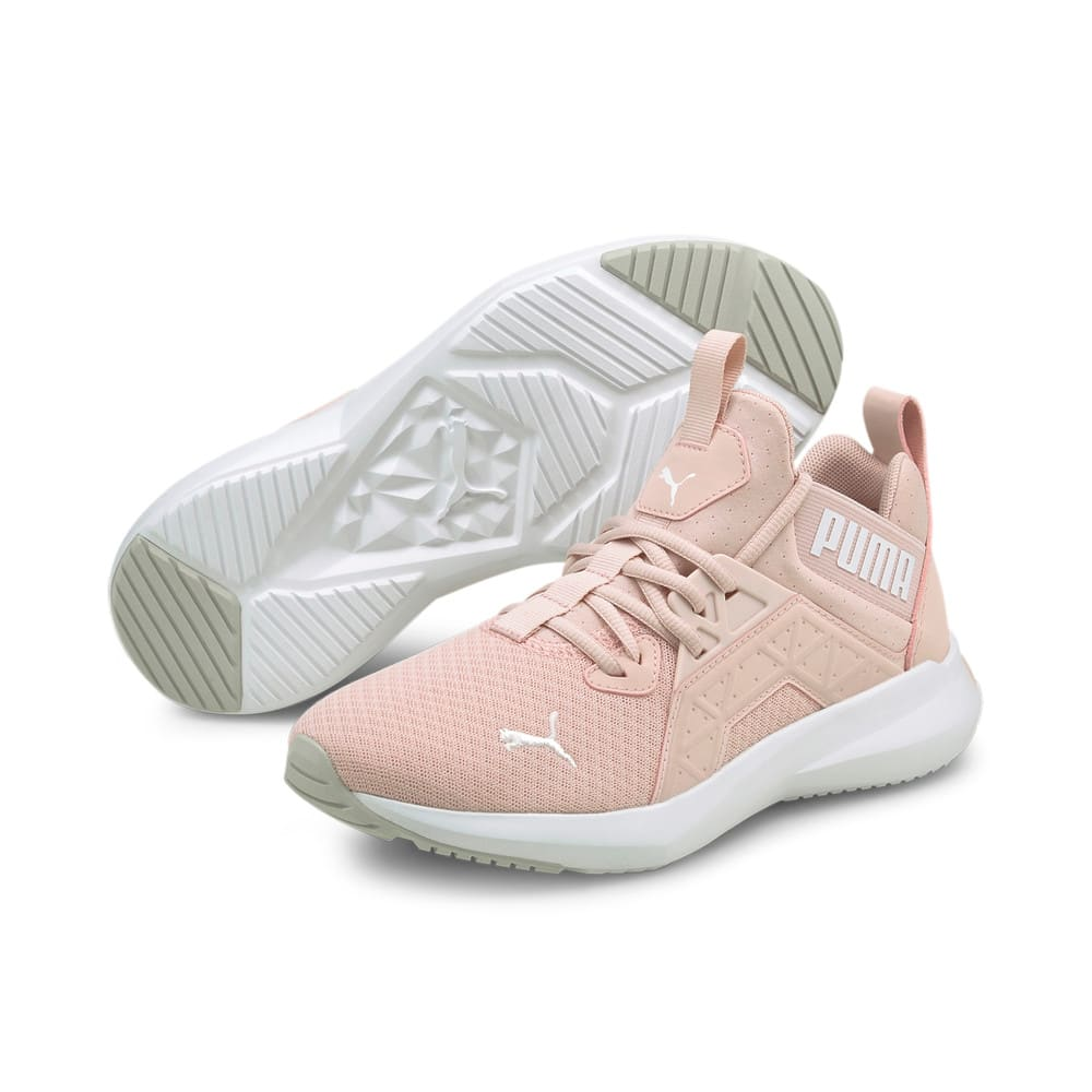 Зображення Puma Кросівки Softride Enzo NXT Women's Running Shoes #2: Lotus-Puma White