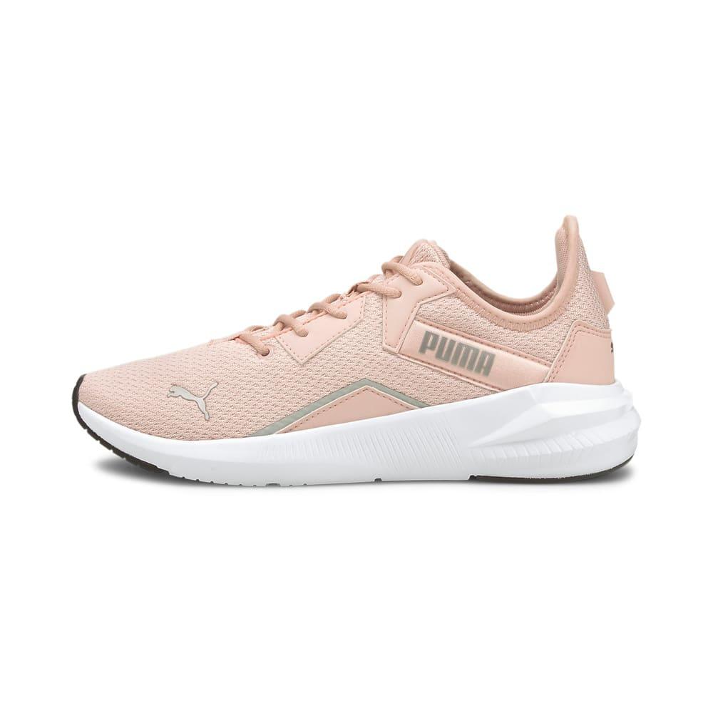 Зображення Puma Кросівки Platinum Shimmer Women's Training Shoes #1: Lotus-Metallic Silver