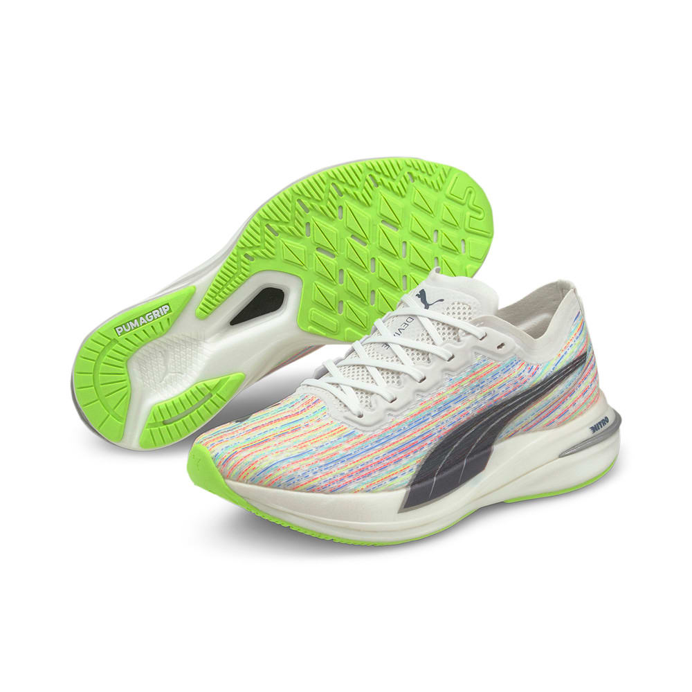 Image Puma Deviate Nitro Spectra Women's Running Shoes #2