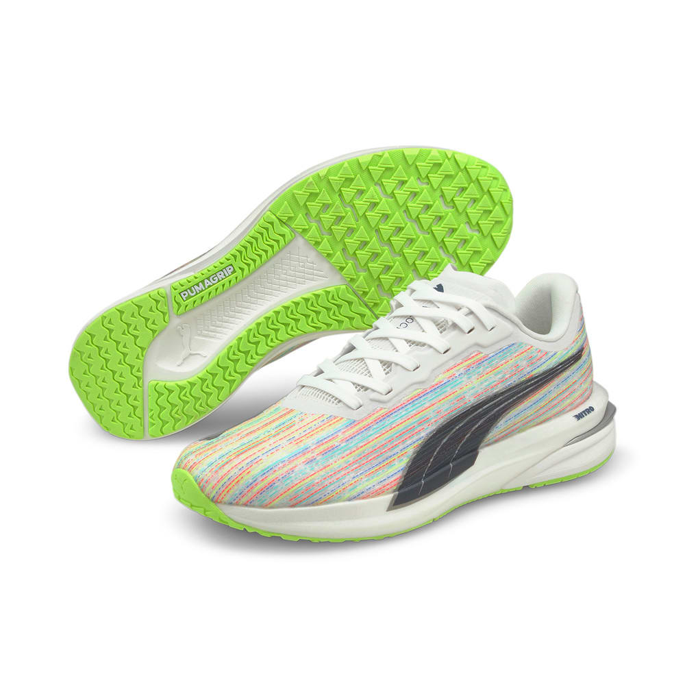 Image Puma Velocity Nitro Spectra Women's Running Shoes #2