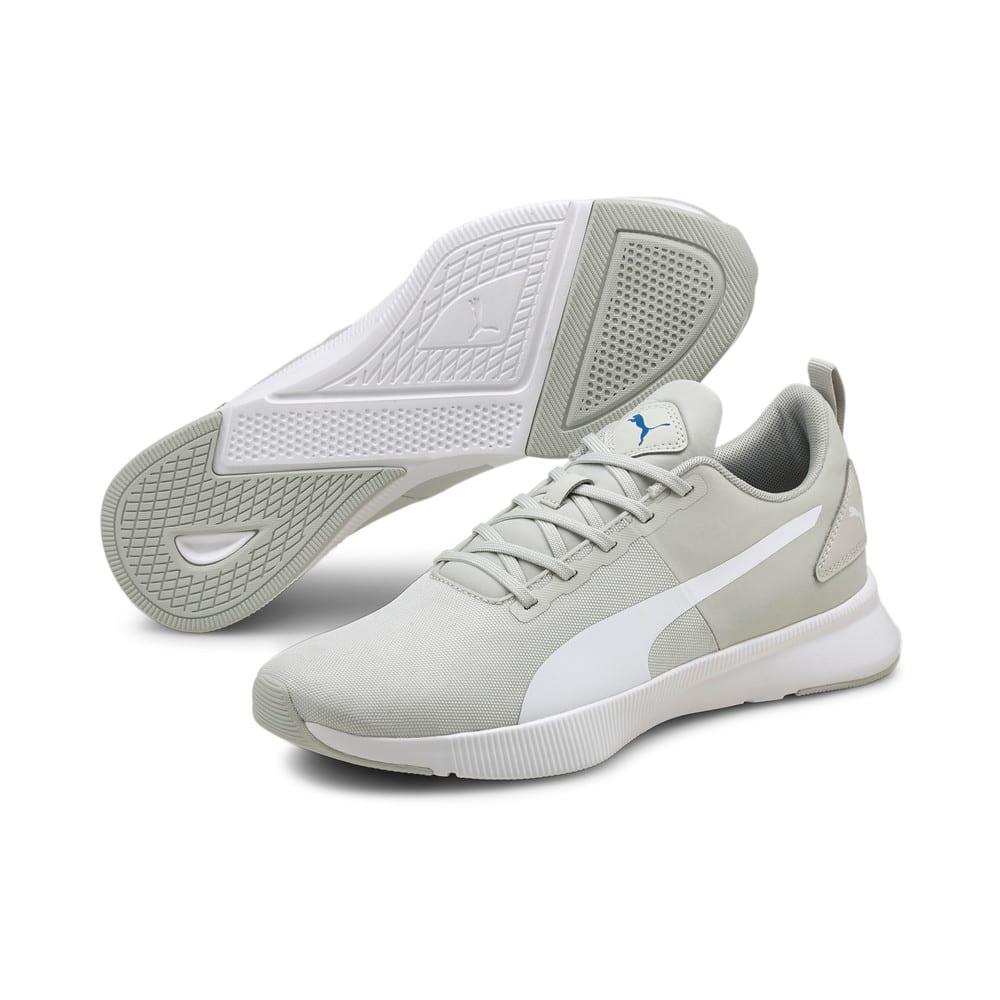 Изображение Puma Кроссовки FLYER Runner Mesh Running Shoes #2: Gray Violet-Future Blue