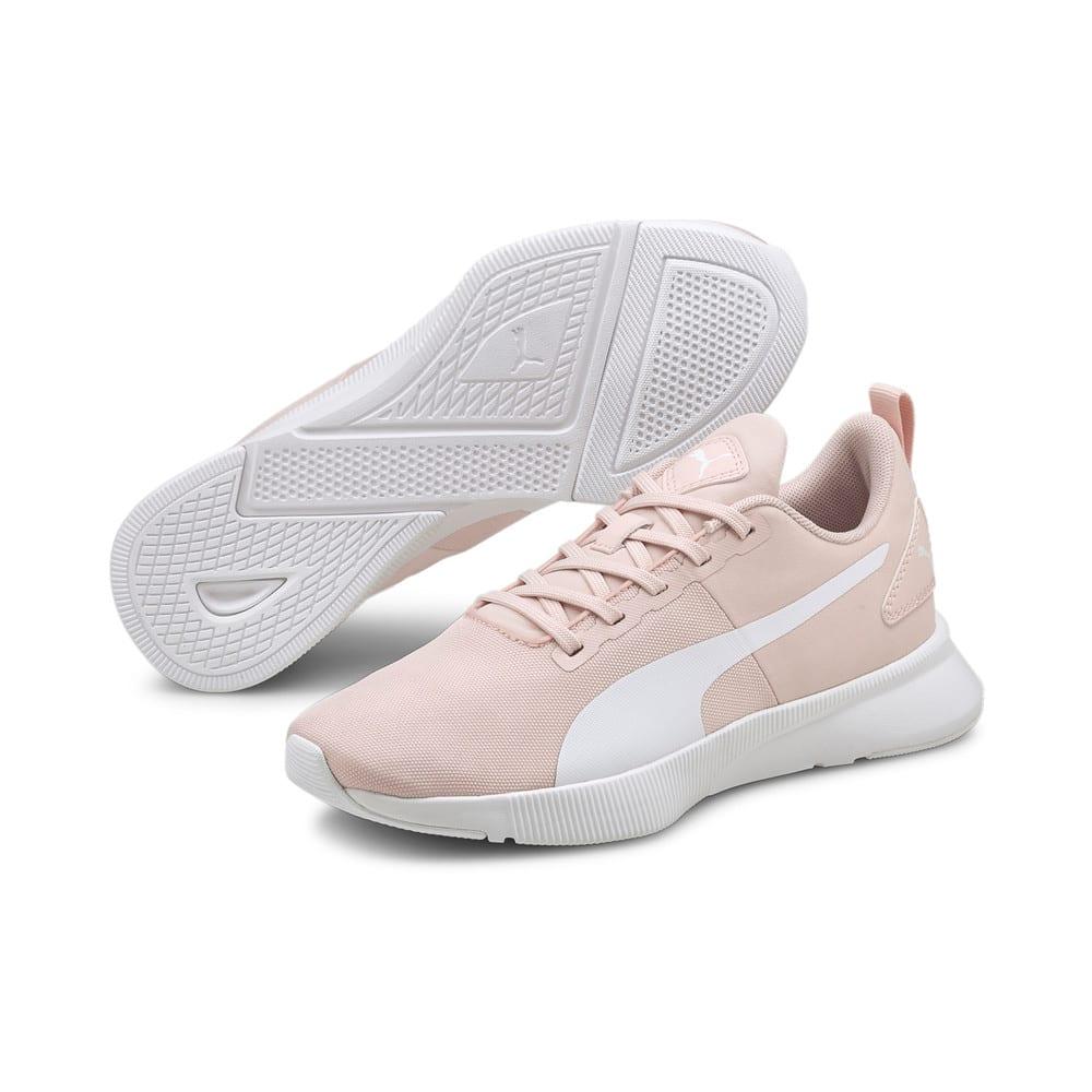 Изображение Puma Кроссовки FLYER Runner Mesh Running Shoes #2: Lotus-Puma White