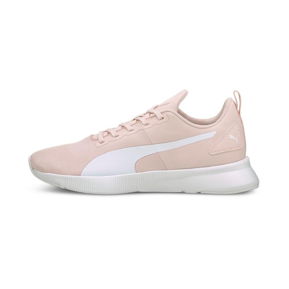 Изображение Puma Кроссовки FLYER Runner Mesh Running Shoes #1: Lotus-Puma White
