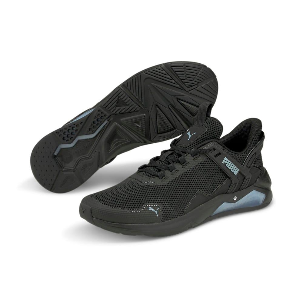 Изображение Puma Кроссовки LQDCell Method 2.0 Moto Men's Training Shoes #2: Puma Black-Blue Fog