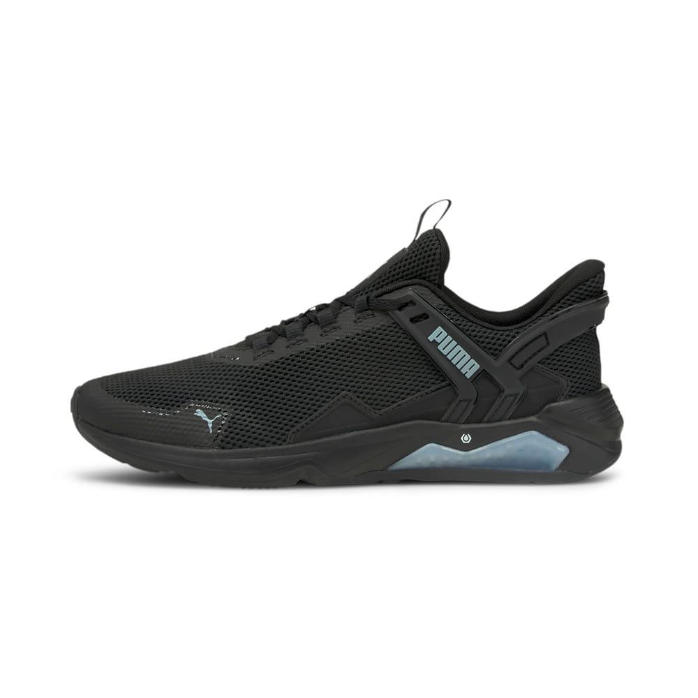 Изображение Puma Кроссовки LQDCell Method 2.0 Moto Men's Training Shoes #1: Puma Black-Blue Fog